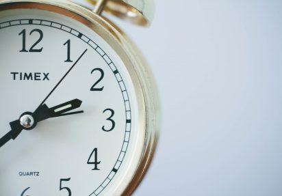 bilde av en klokke